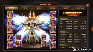 Era Of Celestials Show 100,000,000 Power The Strongest Power In The Game!!
