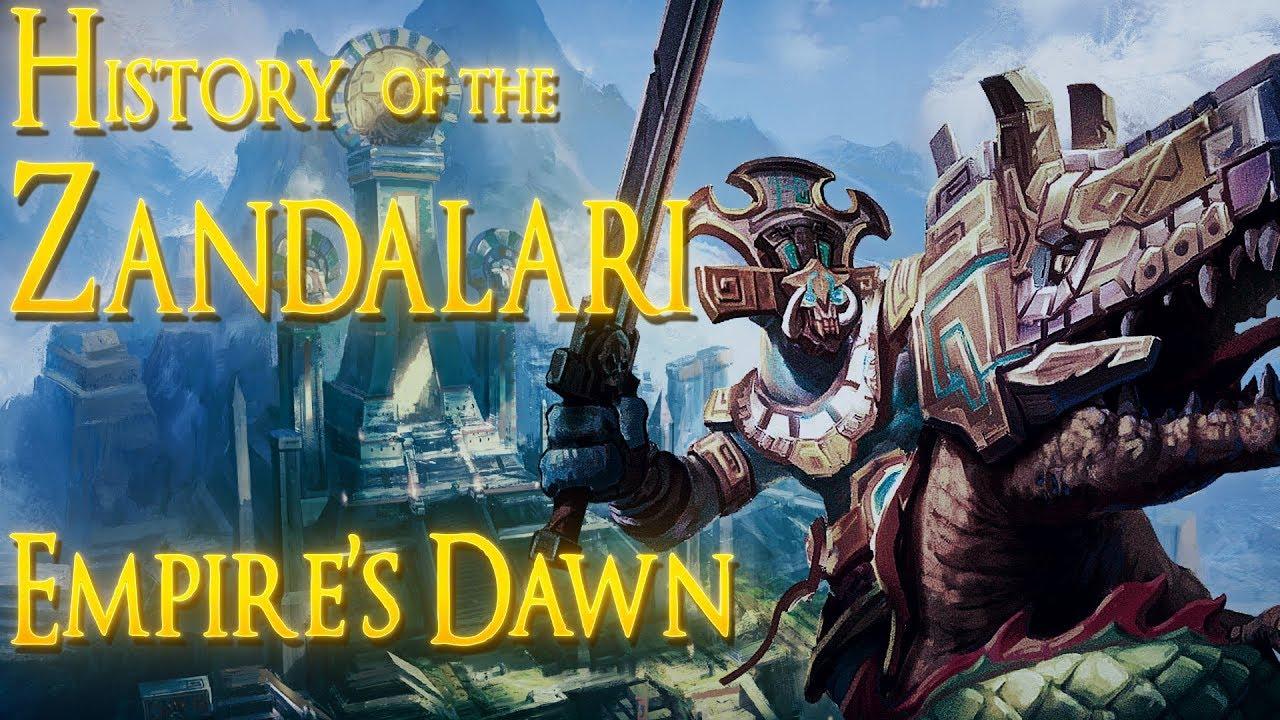 Zandalari Empire Reputation