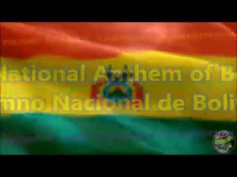 Bolivia National Anthem With Music Vocal And Lyrics Spanish W English Translation