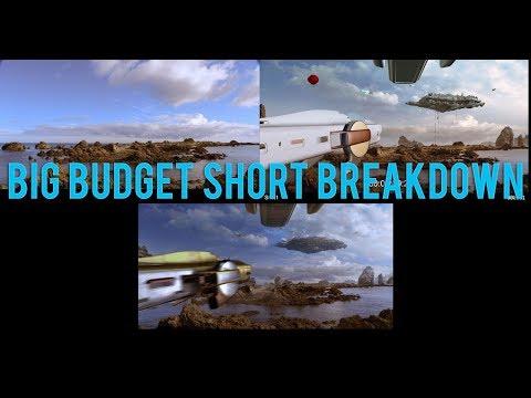 The (possibly bloated) BIG BUDGET SHORT FILM BREAKDOWN | CRFTSHO - TCD