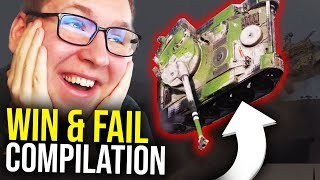 EPIC FAILS & WINS Compilation - World of Tanks