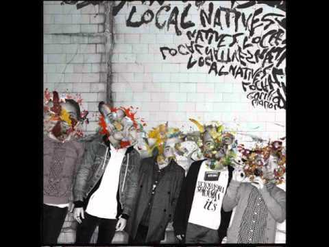 Local Natives-Cubism Dream (lyrics)