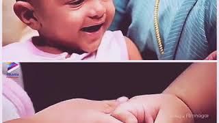 Kushi beautiful baby love scene