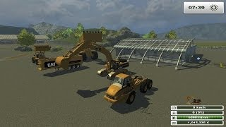 Repeat youtube video farming simulator 2013 map THE LAKE  annonce de travaux miniers (TP)