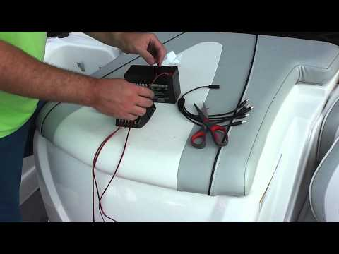 DIY Boat Solar Power Solution for LED Lighting