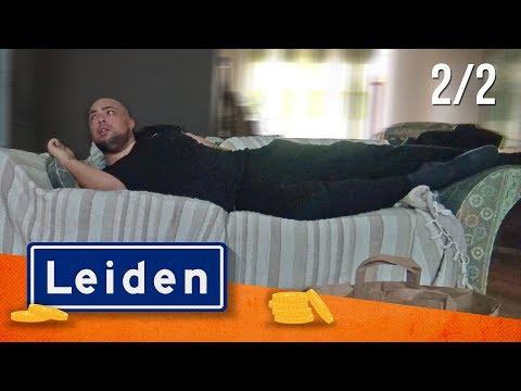 Overleven Zonder Geld tegen SUPERGAANDE en KEIZER | Leiden (2/2)