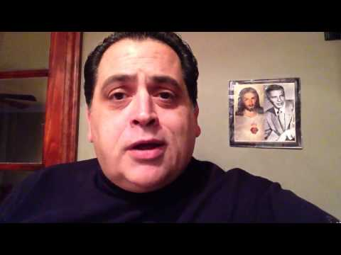 """""""The Italian American Slang Word of the Day!"""" with Stevie B is CAMURRIA"""