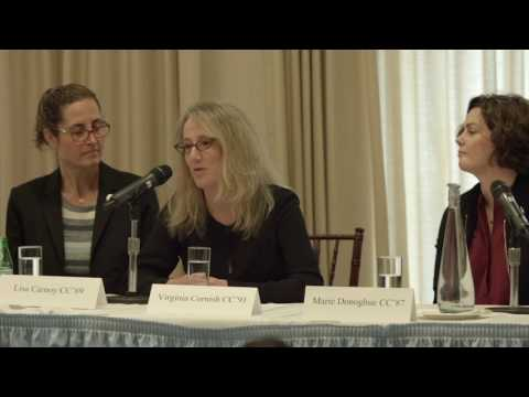 Columbia College Women 30th Anniversary: The Next 30 Years Panel