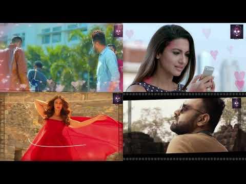 Jab Koi Baat - DJ Chetas Eng Lyrical | Quad Split Screen Video | Lyrics| Aatif Aslam & Shirley Setia
