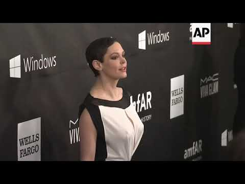 Rose McGowan, says legal action by Harvey Weinstein forcing her to sell her house to fight him