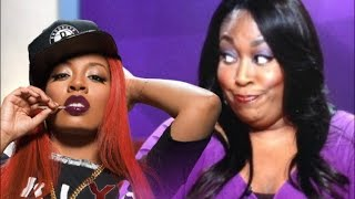 K. Michelle attacks Loni Love after Angela Yee interview on The Real