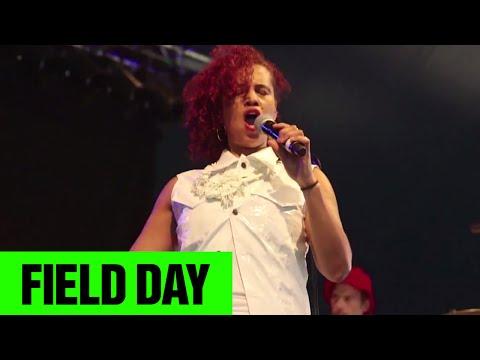 Neneh Cherry - Buffalo Stance | Field Day 2014 | FestivoTV
