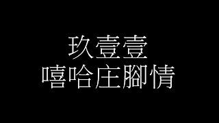 玖壹壹-嘻哈庄腳情{歌詞)