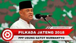 Gatot Nurmantyo Diusung PPP Solo Maju Pilkada Jateng 2018