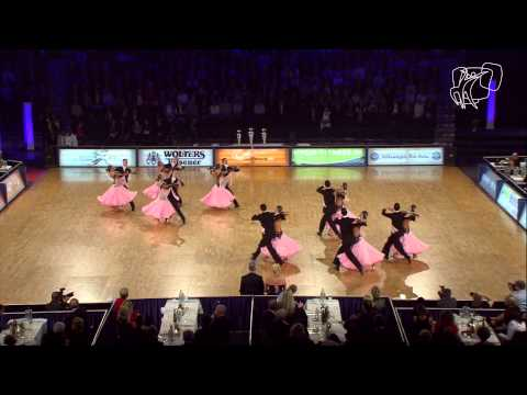 LOTOS-Jantar, POL | 2014 World Formation Standard | DanceSport Total