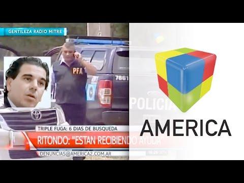 Ritondo contra Aníbal Fernández: Hay algo en el Conurbano que hace que se sientan cómodos