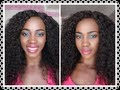 Aliexpress luvin hair brazilian curly review
