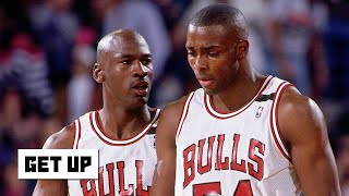 Reacting to Horace Grant ripping Michael Jordan following 'The Last Dance' | Get Up