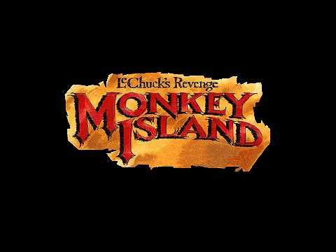 Monkey Island 2 - IBM-PC AdLib Soundtrack [Emulated]