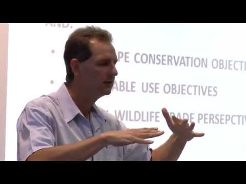 """Trophy hunting in South Africa"" by Andrew Venter (Wildlands Conservation Trust)"