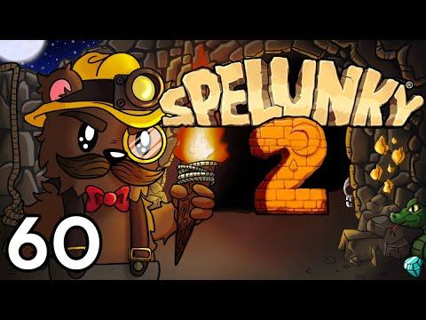 Baer Plays Spelunky 2 (Ep. 60)