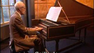 Louis Couperin Suite en ré, Gustav Leonhardt (2001).mp4
