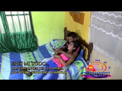 ERES MI TODO   LOS VIBRANTES DE COLOMBIA LO NUEVO 2015   YouTube