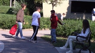 This Boy Was Getting Bullied. How These Strangers Reacted Will Amaze You