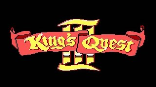 King's Quest III: To Heir Is Human - MS-DOS - Longplay - KWKBOX