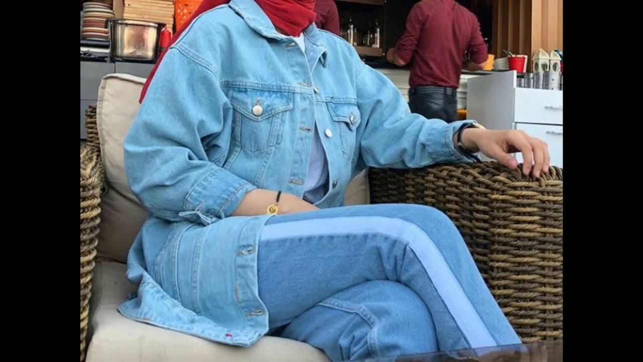 Kot Ceket Tesettür Kombinleri Kiş 2018 Youtube