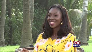 Joy FM's Doreen Andoh tells it all and gives her fans a picture of how her radio career started