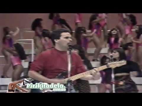 """""""É o bicho"""" - Ricardo Chaves no Faustão - 1993"""