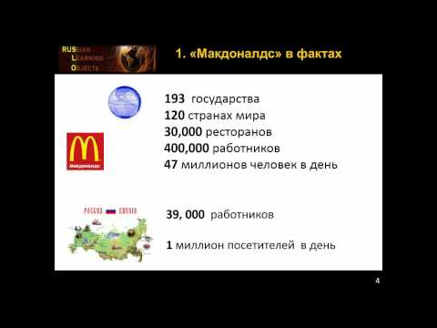 MCDonalds in Russia - Facts and Survey