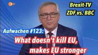 Regrexit: TV-Berichterstattung bei ZDF & BBC über #Brexit - Aufwachen #123