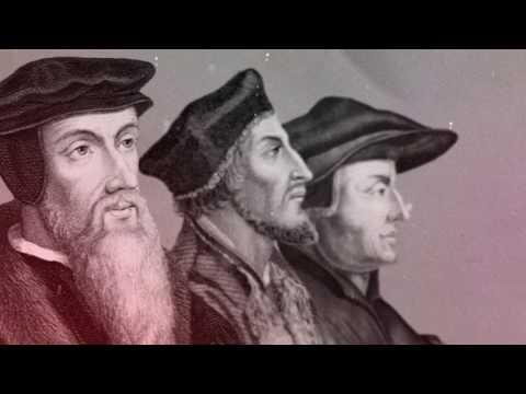 500 Anos da Reforma Protestante - IPB