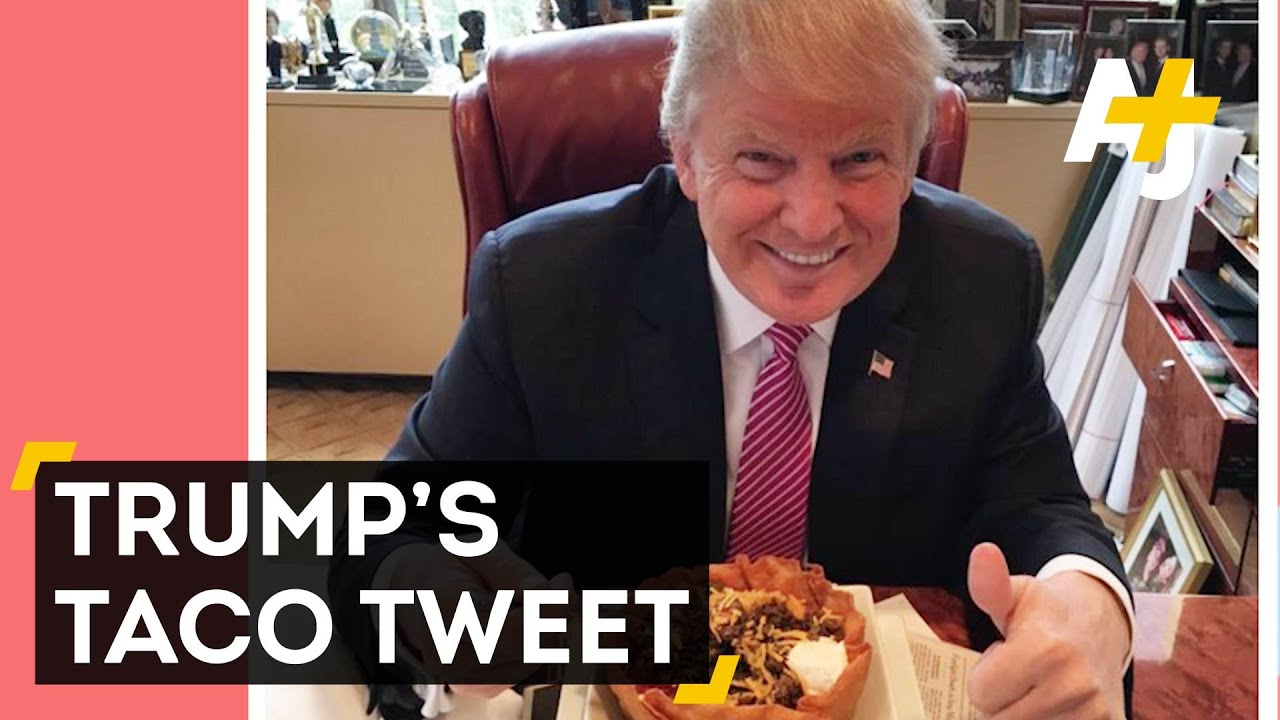 Image result for Trump eating fast food  you tube