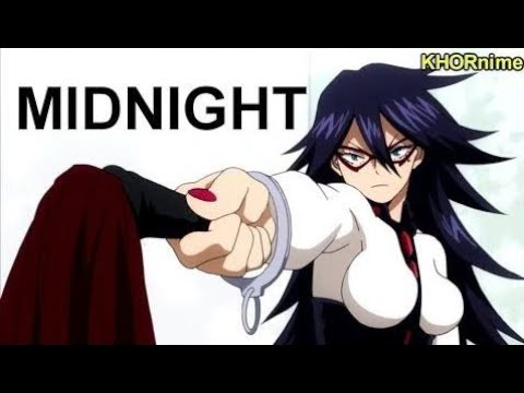 MIDNIGHT BEST MOMENTS | Funniest Anime Moments | Boku no Hero Academia S1 &  S2