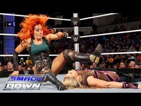 Becky Lynch vs. Natalya: SmackDown, February 25, 2016