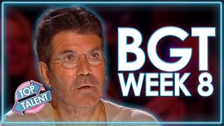 Britain's Got Talent 2020 Auditions! | WEEK 8 | Top Talent