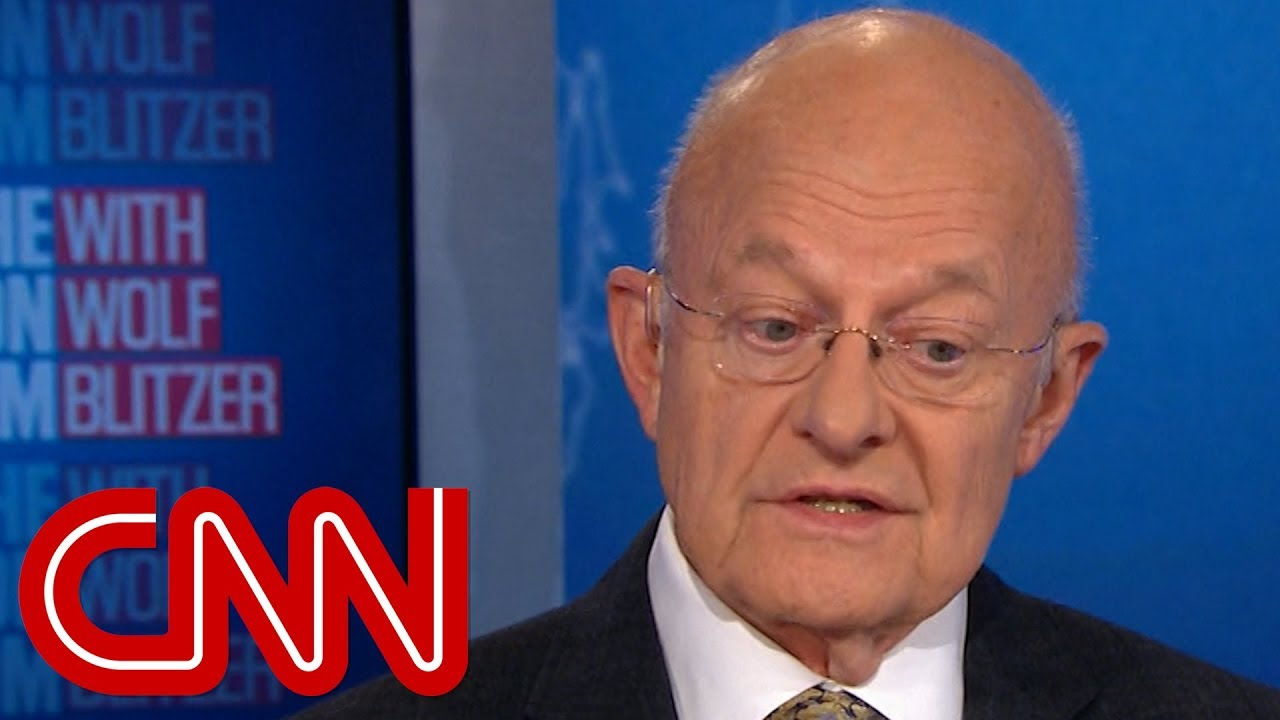 Clapper: Trump ordering Kushner security clearance is dangerous