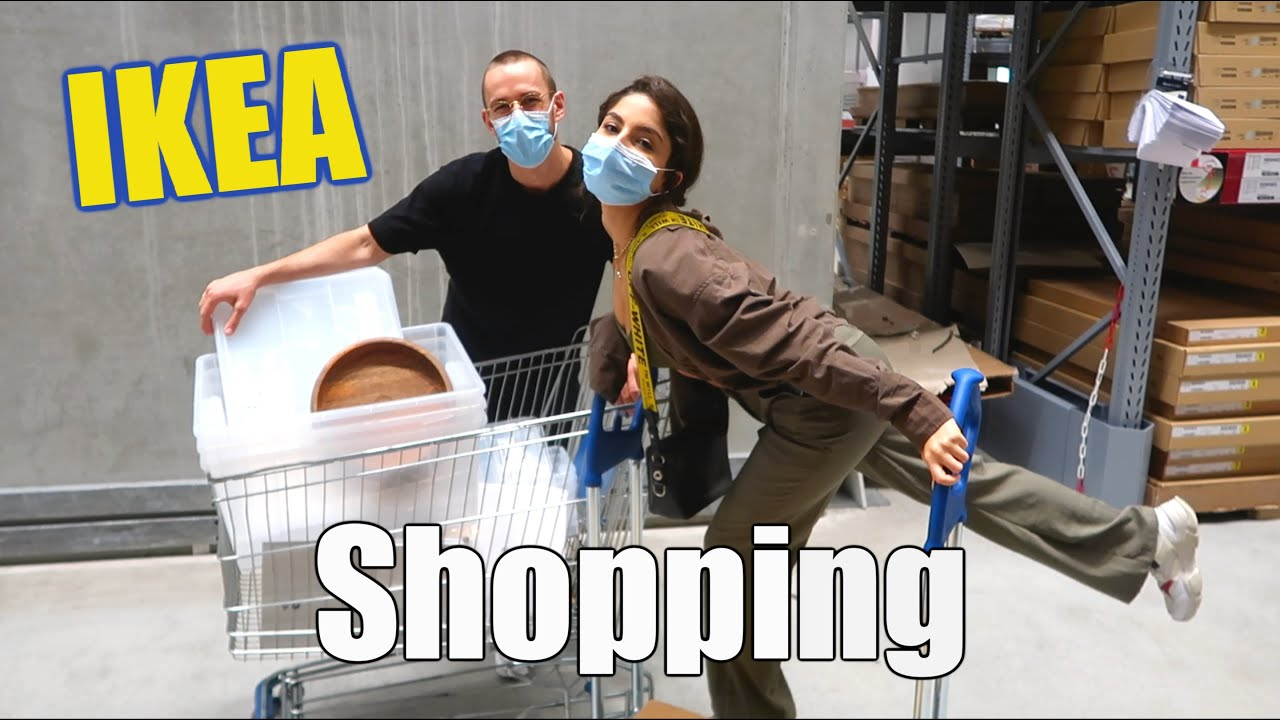 IKEA Shopping + Wohnung NEU ORGANISIEREN! | IschtarsLife