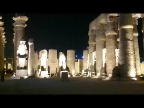 Luxor Temple  A Special sensual Tour