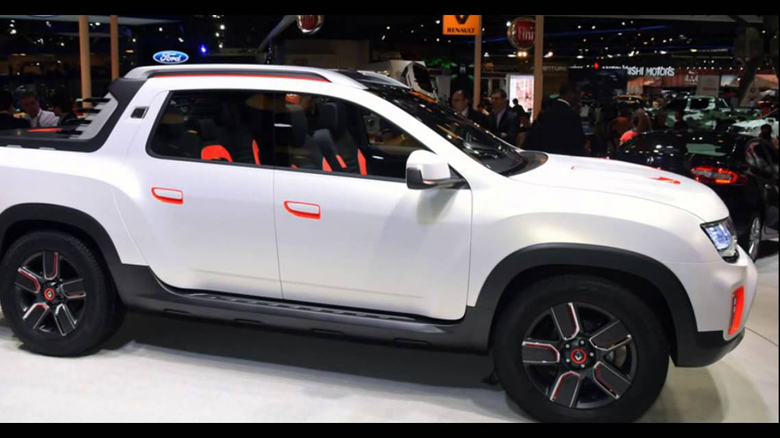 2015 The New Renault Duster Oroch Price Specifications Review