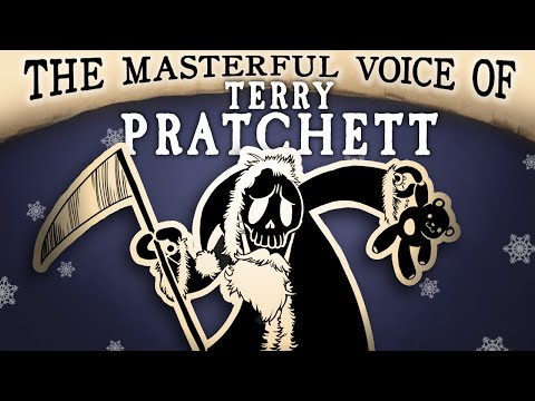 How Terry Pratchett Uses Voice In Discworld And Good Omens — Terry Pratchett Series