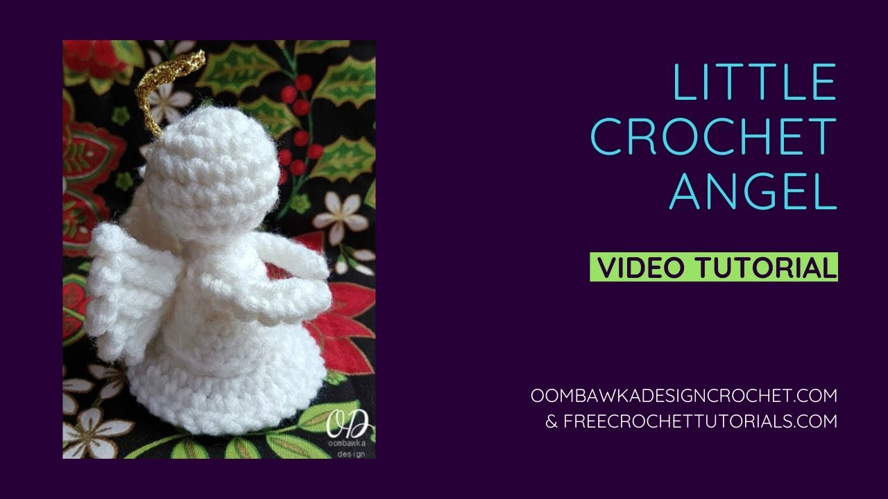 Lovely Crochet Angels – free patterns – Grandmother's Pattern Book | 720x1280