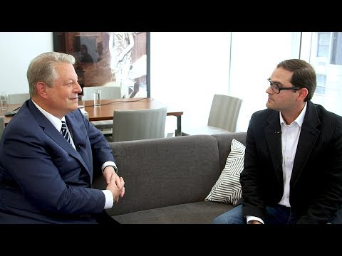 The Business Insider Interview: Al Gore