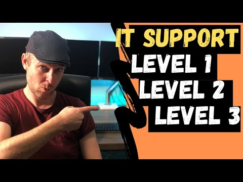 What Does IT Support Do? | Different Escalation Levels