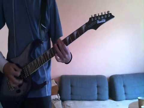 Ritam nereda - Crno je sve - Guitar Cover - HQ - HD
