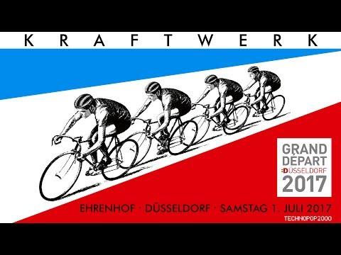 Kraftwerk - Ehrenhof, Düsseldorf, 2017-07-01