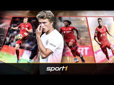 Arp verletzt - Diese Talente hat Bayern weiter im Blick | SPORT1
